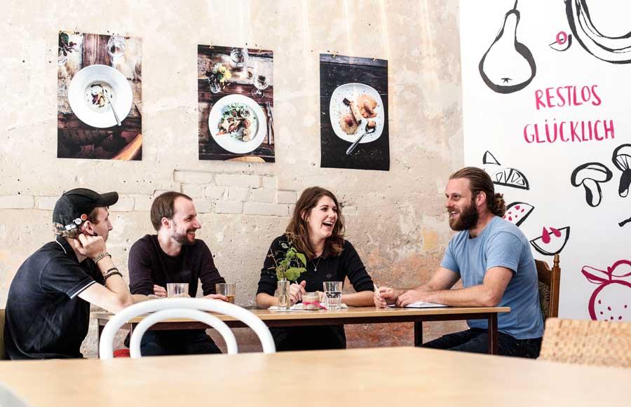 Gastro-Gründerpreis 2016 wurde verliehen Restlos glücklich