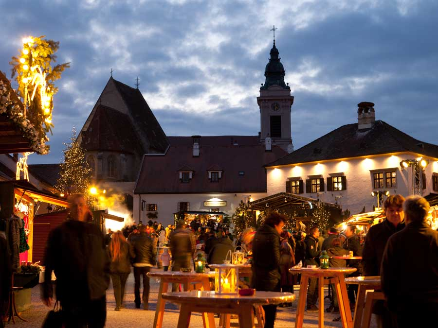 Stimmungsvolle Adventmärkte im Burgenland Advent Rust