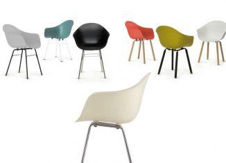 Italienische Designer-Stühle für die Gastronomie GO IN