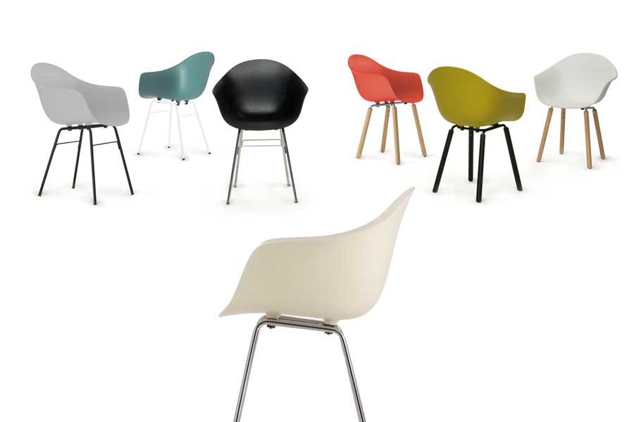 italienische designer st hle f r die gastronomie go in. Black Bedroom Furniture Sets. Home Design Ideas