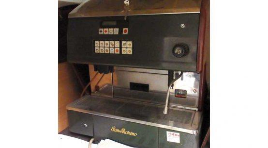 Vollautomatische Kaffeemaschine zu verkaufen