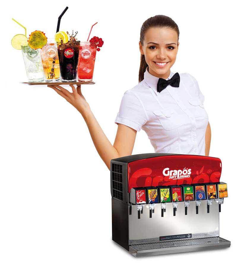 Umsatzsteigerung Gastronomie mit Getränken