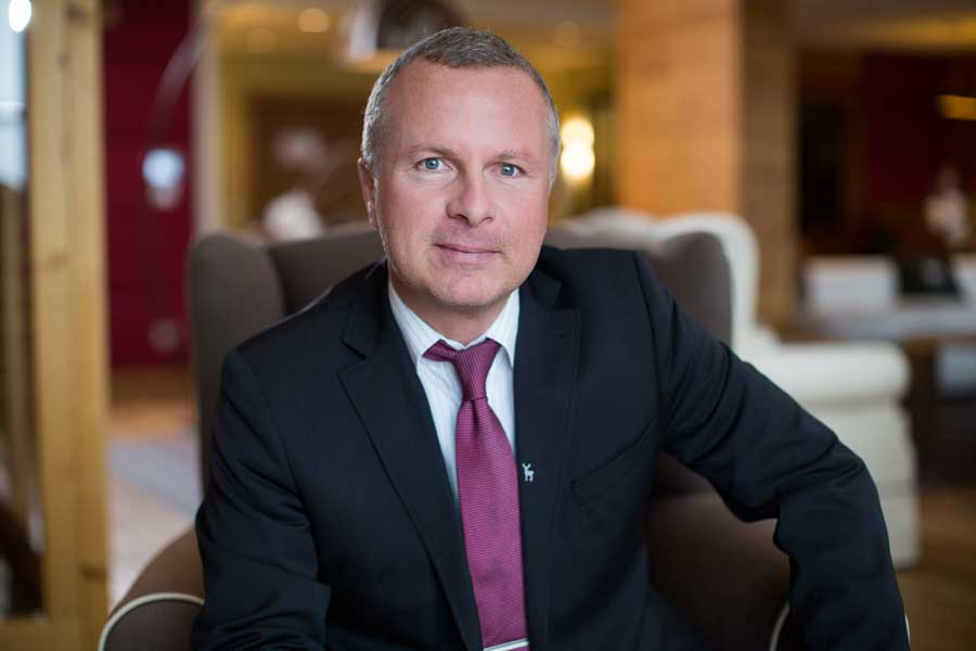 Neuer General Manager im Grand Tirolia Kitzbühel