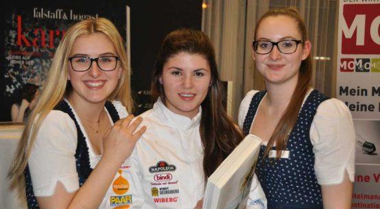 Auszeichnungen für junge Gastronomie-Profis HLF