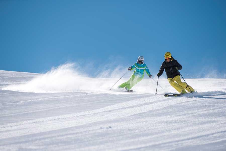 Skifahren für Profis in Oberösterreich