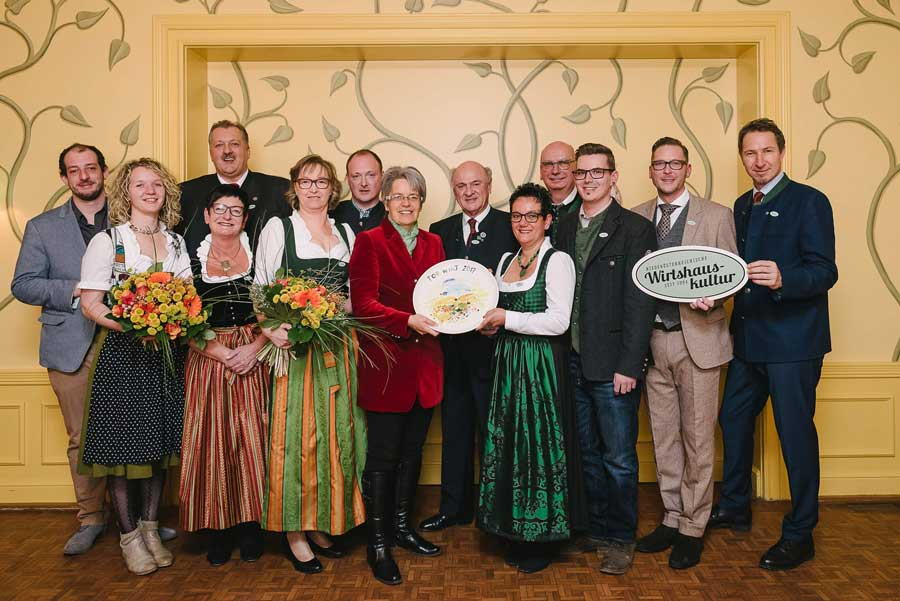 Top-Wirte 2017 Niederösterreich gekürt