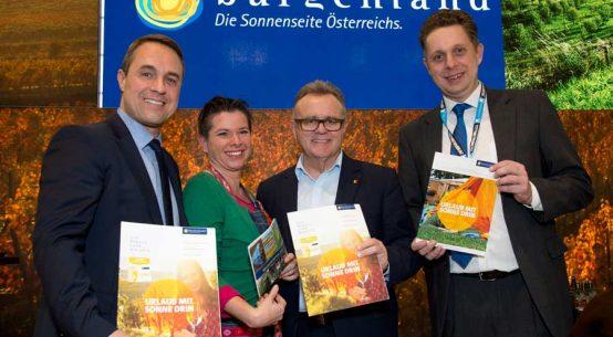 Burgenland startet ins neue Tourismusjahr