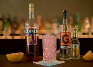 Cocktail Rezept Echo Motel One