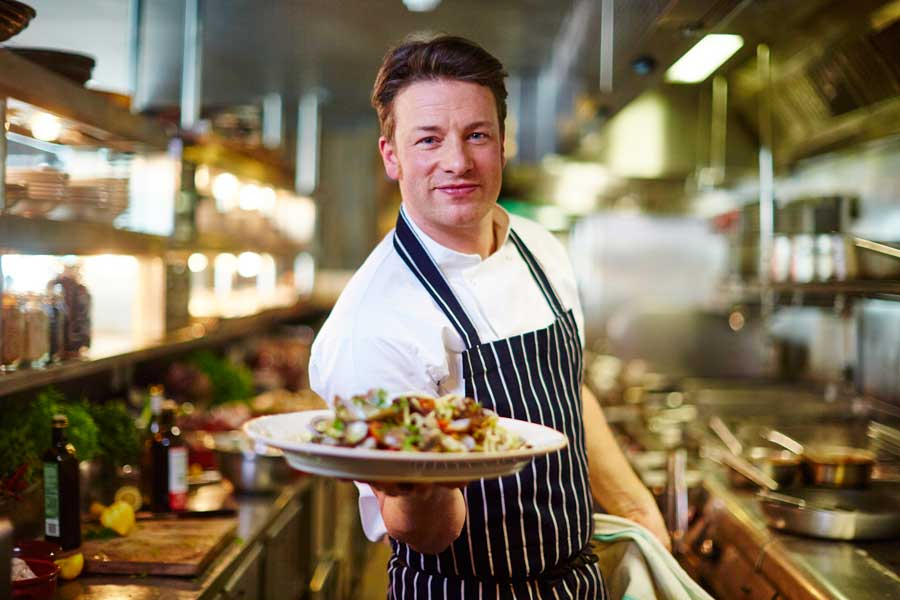 Jamie Oliver Restaurants eröffnen in Österreich