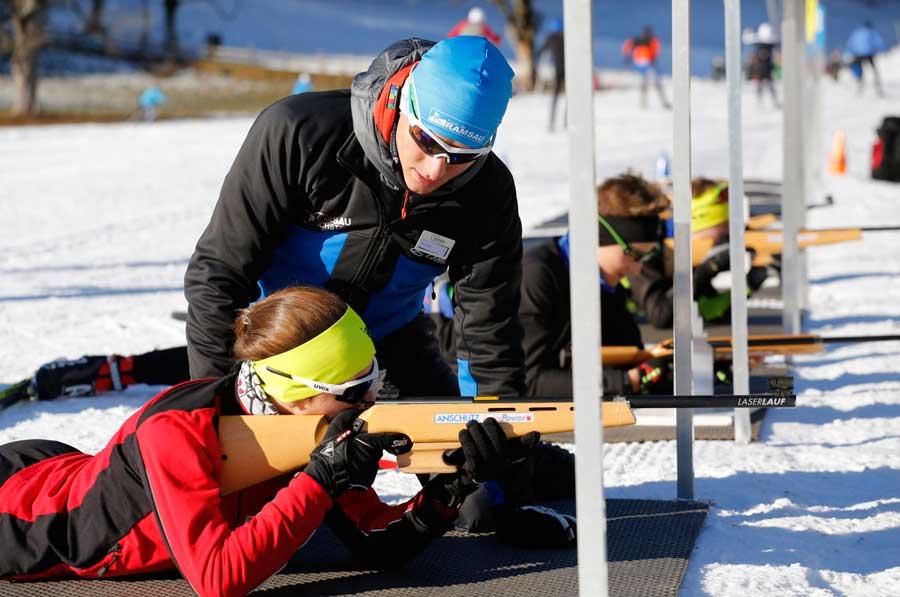Biathlon Urlaub Österreich Ramsau am Dachstein