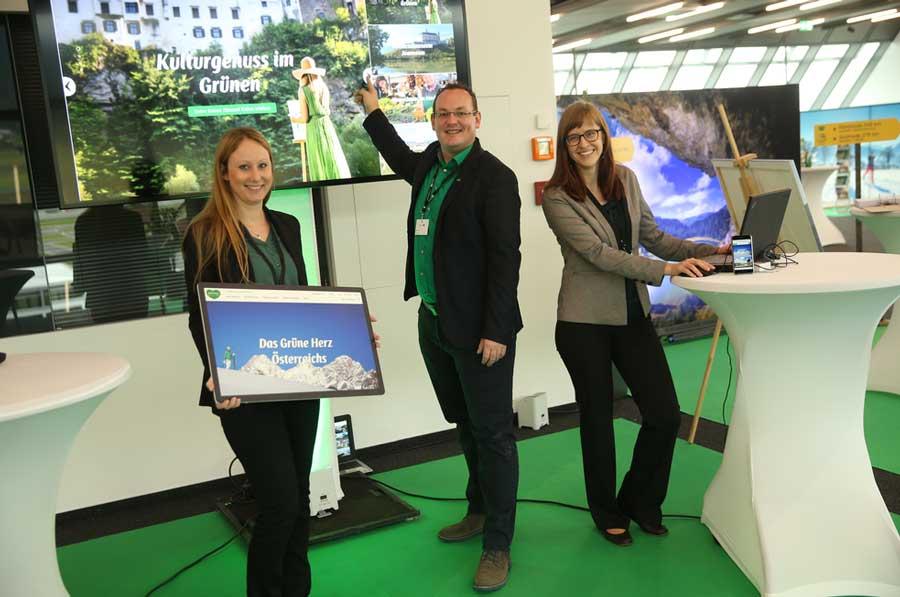 Steiermark Urlaub online buchen neuer Webauftritt