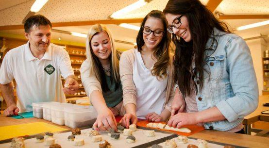 Paneologie Kurse Brotkunde für Gastronomie-Profis bei Haubis