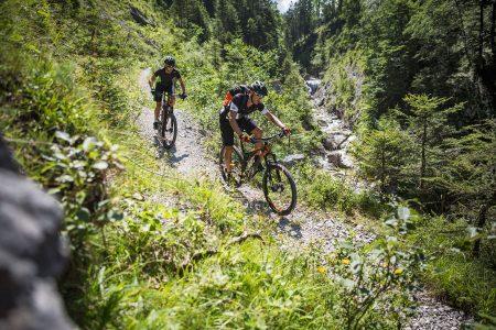 Durch Nationalparks auf dem Mountainbike