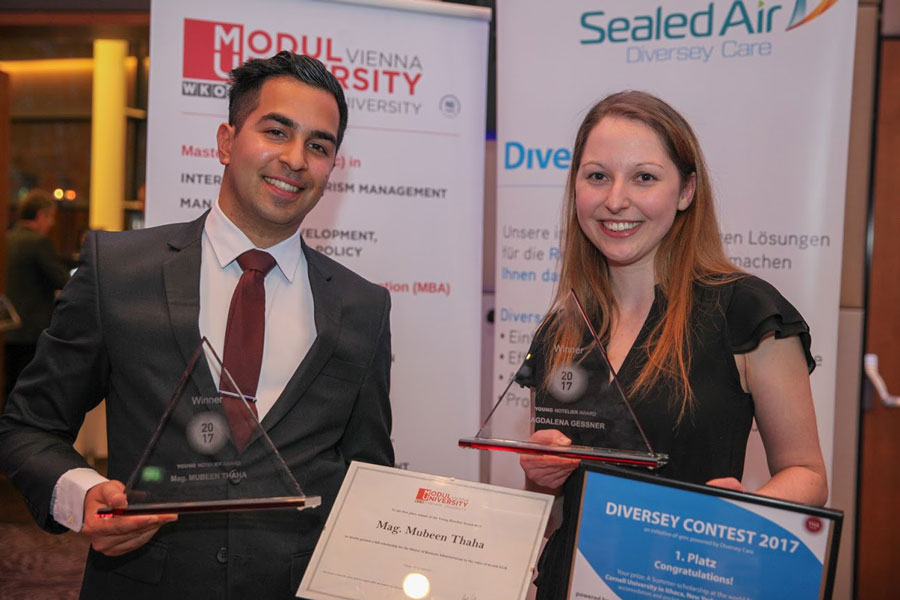 Young Hotelier Award 2017 vergeben