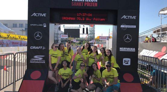 HLF Krems half Eventorganisation Ironman St. Pölten