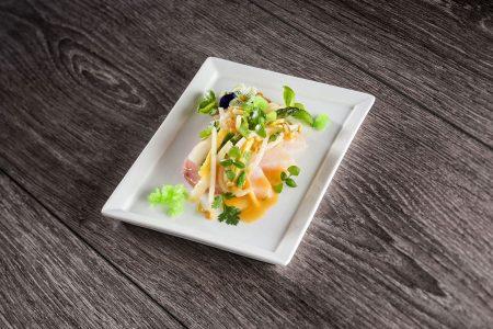 Frischfisch für die Gastronomie von Transgourmet