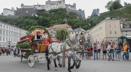 Stiegl-Brauerei Salzburg feierte Jubiläum