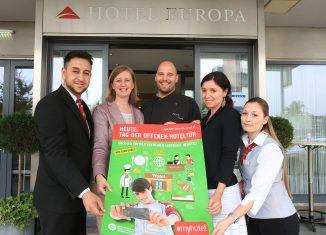 Karriere in der Top-Hotellerie Tag der offenen Hoteltür