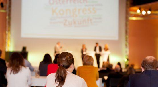Top-Platzierung für Österreich als Kongressdestination