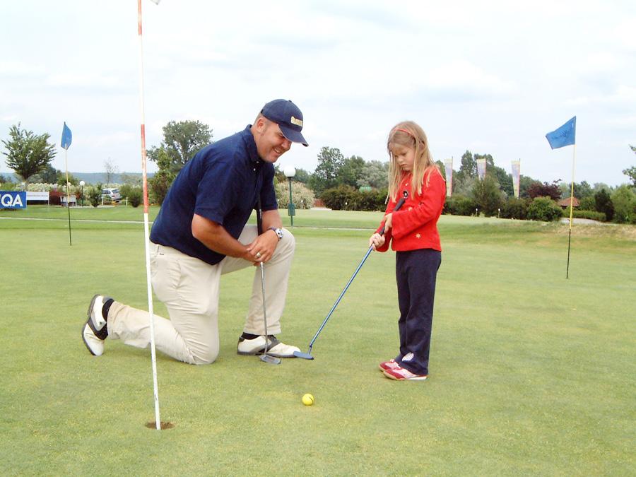 Steirische Golfclubs laden zum Schnuppern ein