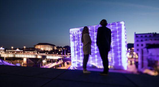 Linz Zentrum der Medienkunst UNESCO City Media Arts