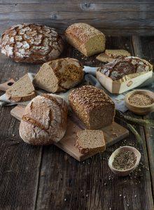 Brotkultur in ihrer ganzen Vielfalt pflegt Haubis seit über 100 Jahren in Petzenkirchen.
