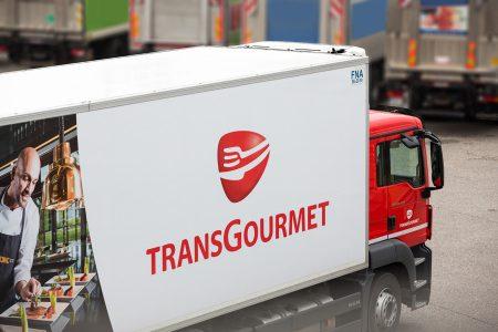 Die vom Kunden bestellten Waren werden von den Sortimentslagern in den Standorten in die Küchen Österreichs hinaustransportiert.