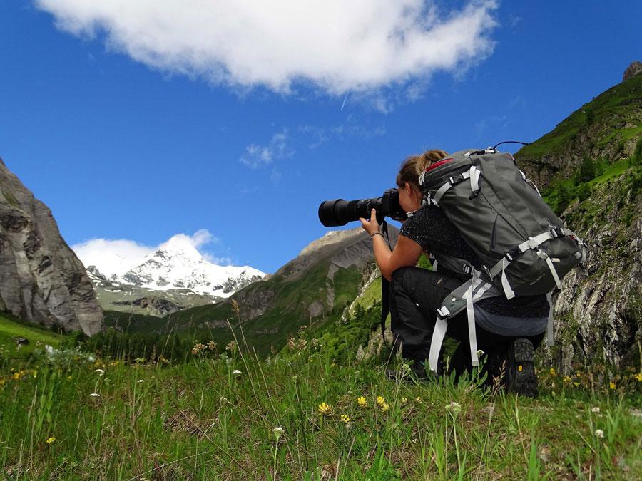 Nationalparks kreative Auseinandersetzung Naturerbe