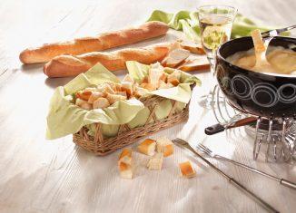 Baguettes, Burger und Cup Cakes für perfektes Buffet