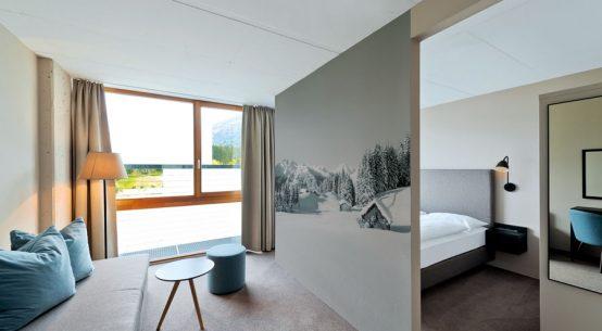 Neues Lifestyle-Hotel im Nassfeld Franz Ferdinand