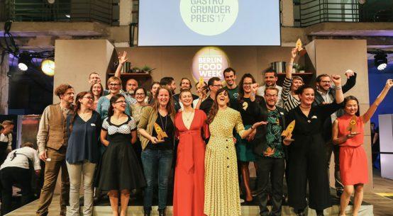 Auszeichnungen für innovative Gastro-Gründungen