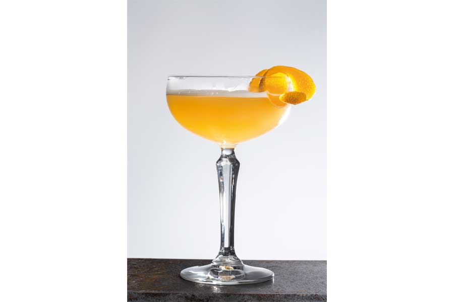 Feinste Spirituosen von Ferrand bei TRINKWERK Ferrand Cocktail Sidecar