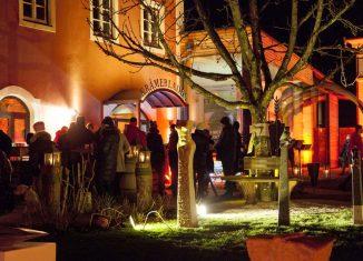 Ausflugsziel im Advent OÖ Salzburg Stiegl-Gut Wildshut