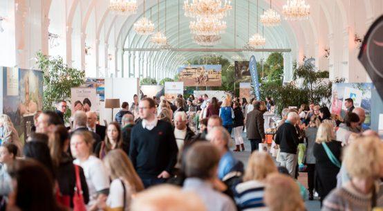 Reisemesse im Schloß Schönbrunn Reisesalon