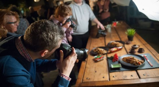 Foto-Workshop für Food-Blogger mit Cliff Kapatais