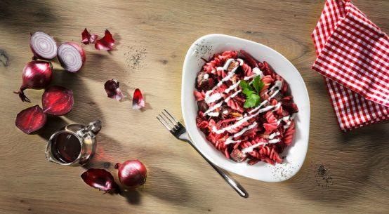 Food-Trend Farbenpracht bei Vapiano