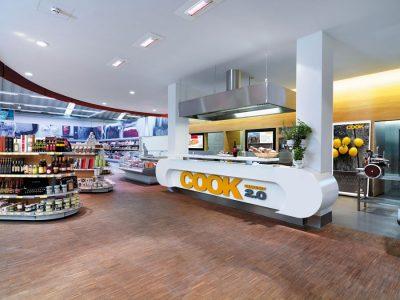Die cook2.0-Studios in den Transgourmet-Märkten bieten eine Fülle an Qualitätsprodukten für die gehobene Gastronomie.