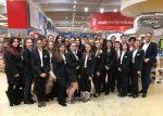 Tourismusschulen HLF Krems: Praxistag bei Transgourmet