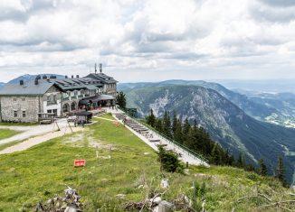 Theater in den Bergen Sigmund Freud auf der Raxalpe