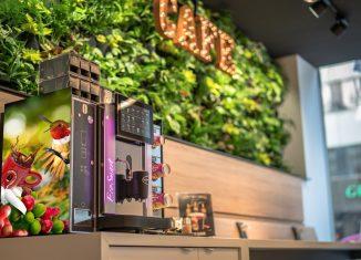 Kaffeegenuss mit Selbstbedienung Espress It Schärf