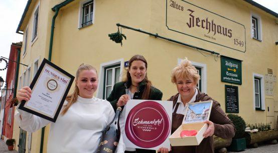 Auszeichnungen für Schmankerl aus dem Wienerwald