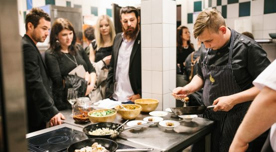 Kulinarik der Spitzenklasse Wörthersee Küchenspiele