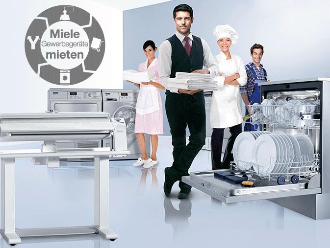 Waschmaschinen Geschirrspüler mieten statt kaufen