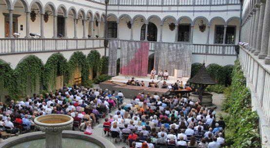 Kultur unter freiem Himmel in Oberösterreich genießen