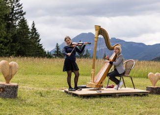 Musikgenuss im Mostviertel Wanderbare Gipfelklaenge