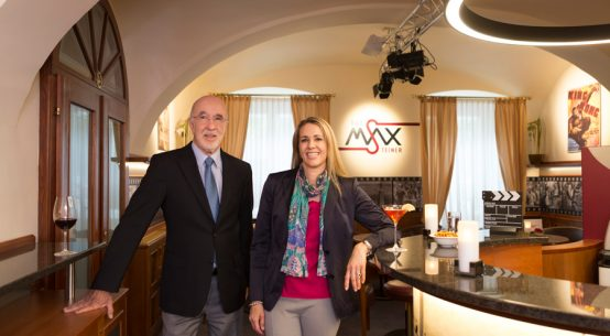 Reminiszenz Max Steiner Bar Austria Classic Hotel Wien