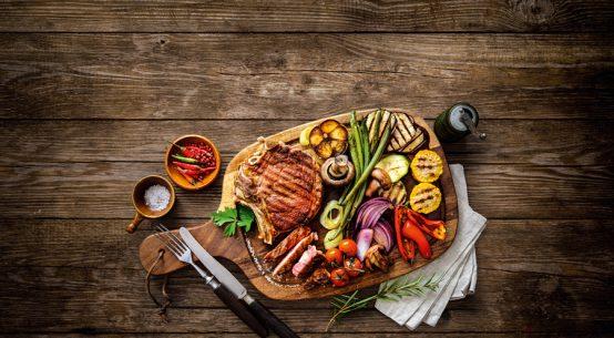 Grillfleisch und Fisch kaufen