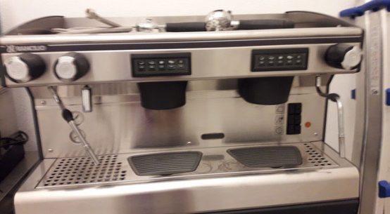 RANCILIO Espressomaschine Basic D2 gr S7N 10176295