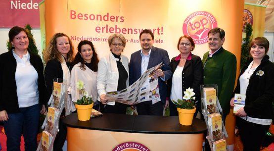 Ausflugsziele in Niederösterreich Besucherrekord