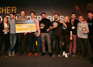 Deutscher Gastro Gründerpreis fünf Gewinner
